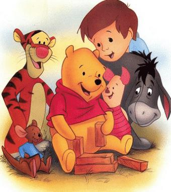Cerita 'Winnie The Pooh' Dalam Bahasa Inggris Beserta Arti Lengkap