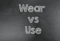"""Perbedaan """"Use dan Wear"""" Dalam Bahasa Inggris Beserta Contoh Kalimat"""