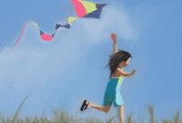 Procedure Text : 'How to Make a Kite' Dalam Bahasa Inggris Beserta Artinya