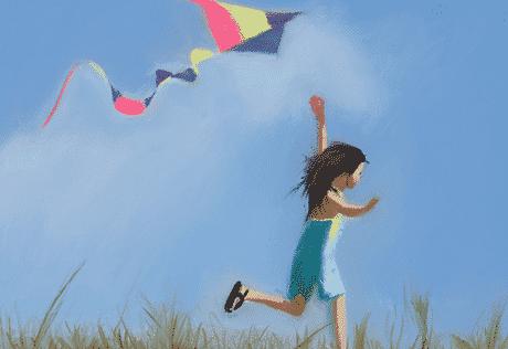 Procedure Text : 'How to Make a Kite' Dalam Bahasa Inggris Beserta Arti Lengkap