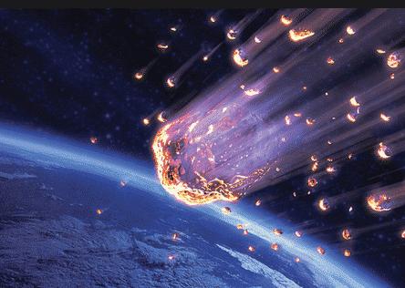 Contoh Explanation Text 'Hujan Meteor' Dalam Bahasa Inggris Beserta Arti Lengkap