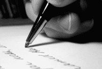 Contoh Menulis Opini Dalam Bahasa Inggris Beserta Artinya Lengkap