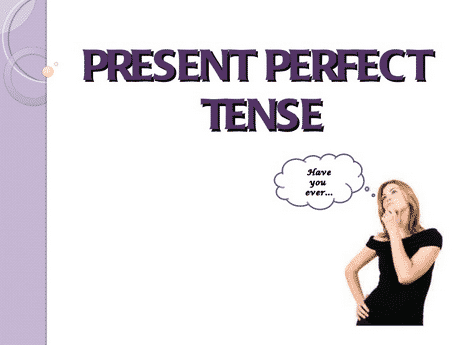 Contoh Soal Pilihan Ganda Present Perfect Tense Dan Jawabannya