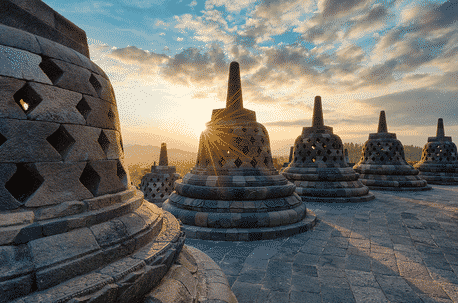 15 Conto Soal Tentang Borobudur Temple Descriptive Text Beserta