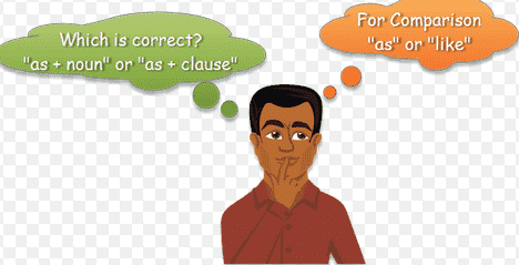 """Perbedaan """"As vs Like"""" Dalam Bahasa Inggris Beserta Contoh Kalimat Dan Arti"""