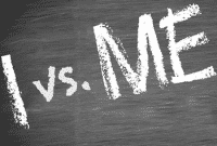 """25 Contoh Soal """"I vs Me"""" Dalam Bahasa Inggris Beserta Jawaban"""
