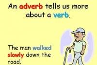 20 Contoh Soal Adverb Dalam Bahasa Inggris Dan Jawaban