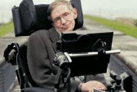 Biografi : Stephen Hawking Dalam Bahasa Inggris Dan Artinya