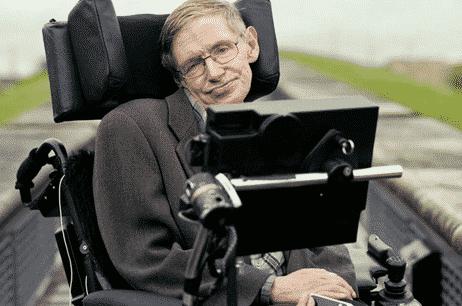 Biografi Stephen Hawking Dalam Bahasa Inggris Dan Artinya