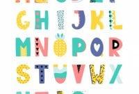 20 Soal Alphabet Dalam Bahasa Inggris Untuk SD Beserta Jawaban