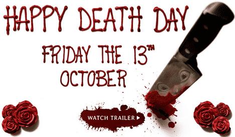 Synopsis : Film Happy Death Day Dalam Bahasa Inggris