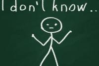 5 Cara Mengatakan 'I don't know' Dalam Bahasa Inggris