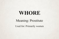 """Perbedaan """"Whore vs Worse"""" Dan Contoh Kalimat Dalam Bahasa Inggris"""